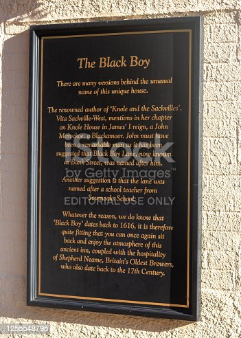 The Black Boy Pub in Sevenoaks, England, will soon have its name changed to The Restoration by its owners Shepherd Neame in solidarity with the global anti-racism protests organised by Black Lives Matter. The Restoration contains links to the restoring to the throne of the Stuart monarch Charles II in 1660. The pub dates back to 1616 during the reign of the first Stuart king, James I. The name Black Boy refers to those who worked in the coal mines or chimney sweeps or perhaps even the fact that Charles II had a darker-hued skin than his predecessors.
