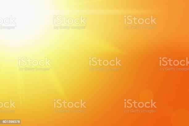 Photo of The blazing glory of the sun