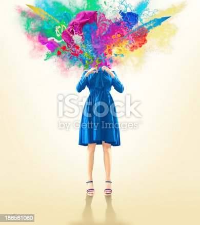 istock the blown-up head 186561060