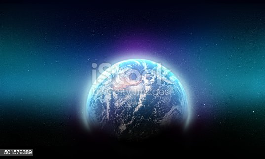 istock The blue beauty of our galaxy 501576389