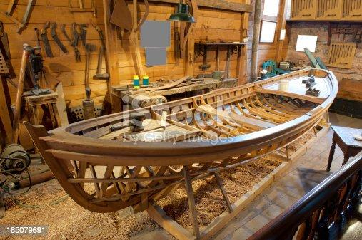 The Boat-Building Workshop