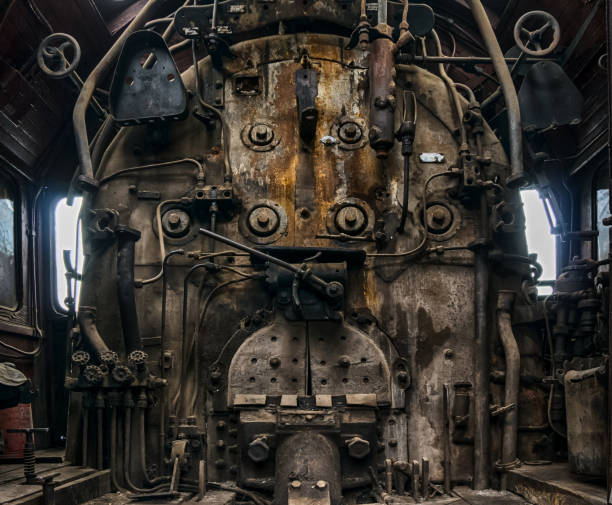 Royalty Free Cast Iron Boiler Pictures, Images and Stock Photos - iStock