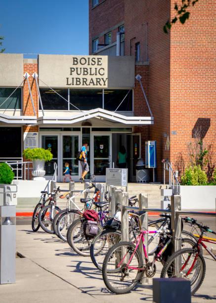 Die Boise Public Library – Foto
