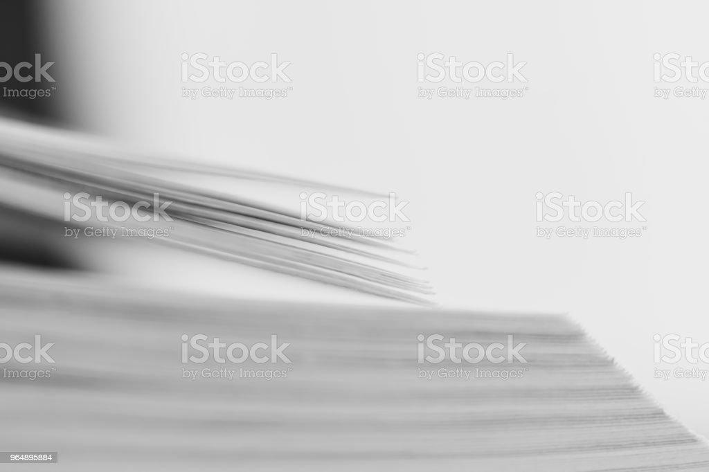 這本書很大 - 免版稅一組物體圖庫照片