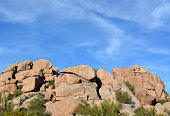 The Boulders in Cave Creek, Maricopa County, Arizona, USA.