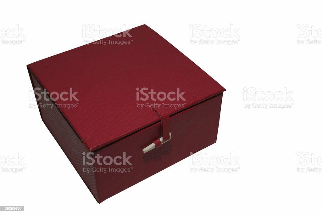 The box royalty-free stock photo