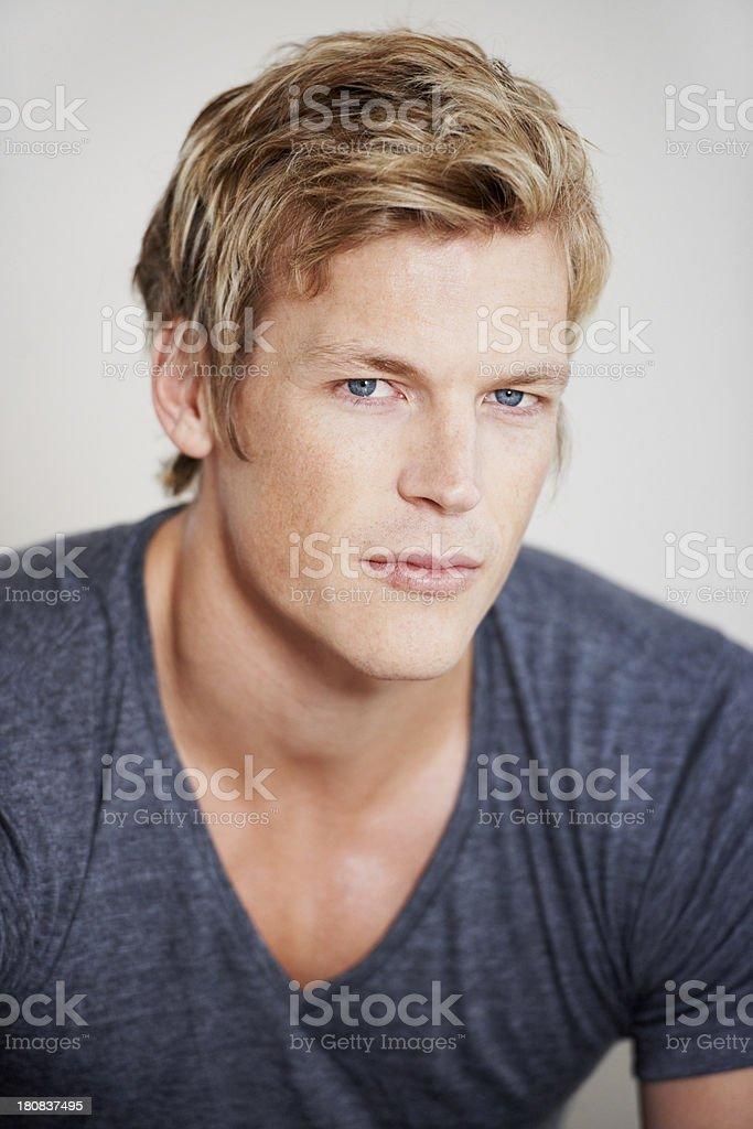 The boy next door stock photo