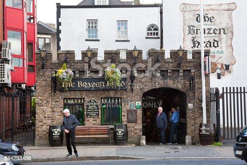istock The Brazen Head pub in Dublin, Ireland 844233456