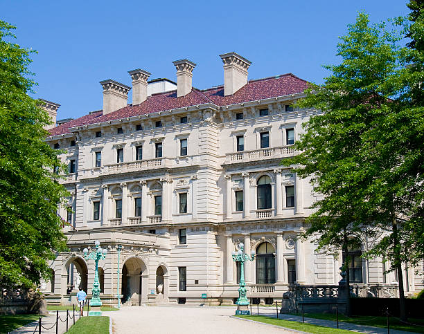The Breakers. Cornelius Vanderbilt house – Foto