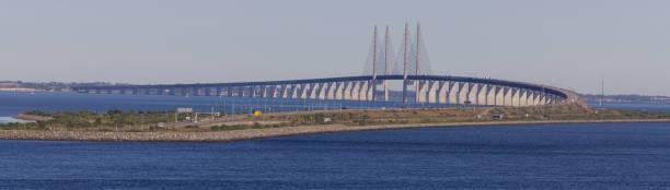 bron till skandinavien - öresund bildbanksfoton och bilder