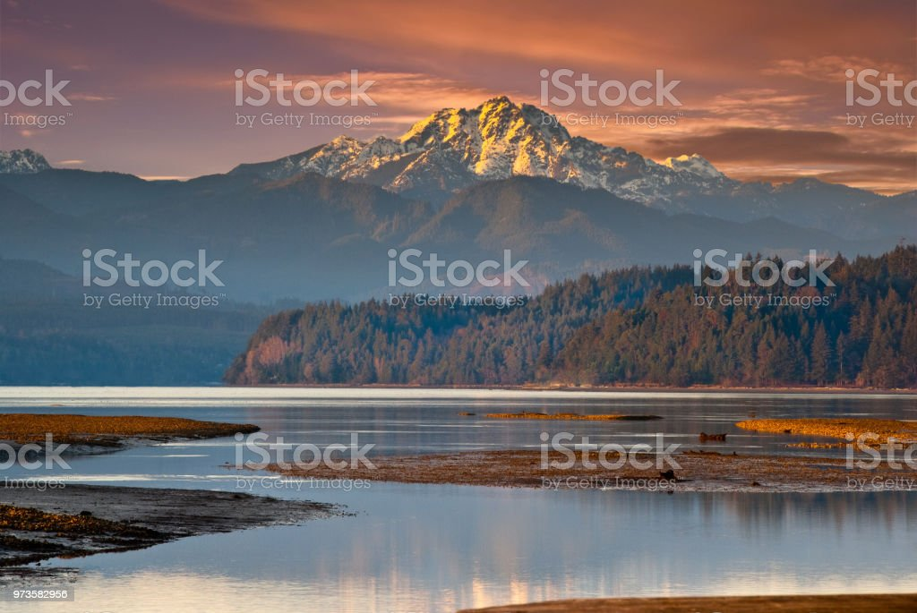 The Brothers from Hood Canal stock photo