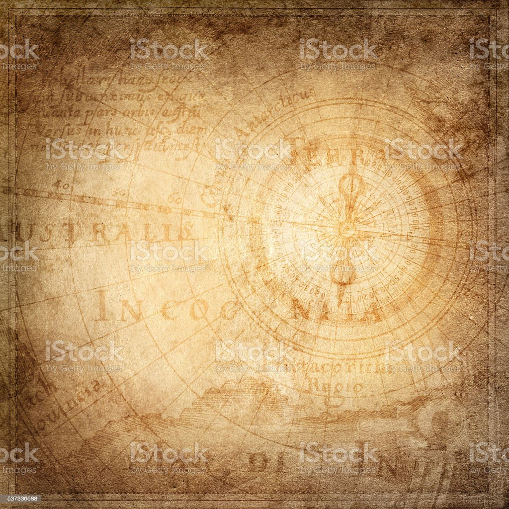 The brown grunge background stock photo