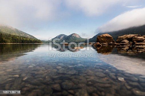 istock The Bubbles - Acadia National Park 1057136718