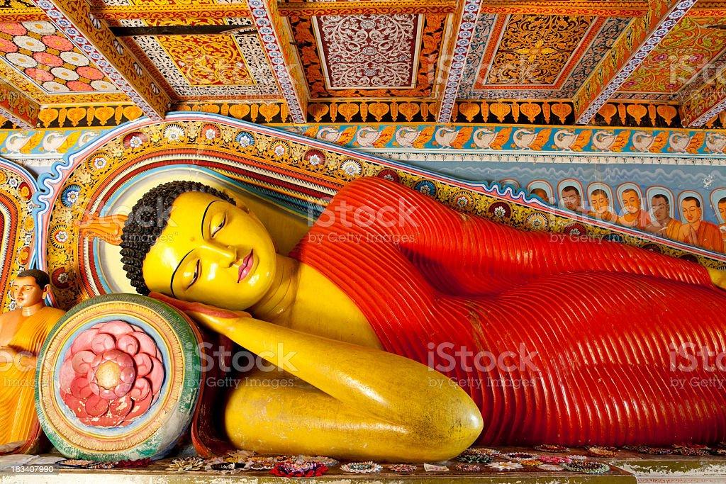 anuradhapura isurumuniya temple sri lanka - Photo