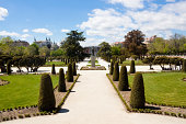 The Buen Retiro Park in Madrid