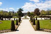 The Buen Retiro Park in Madrid