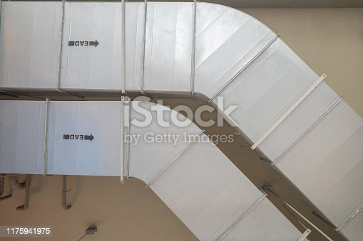 1132163701 istock photo the building exhaust system with the piping line 1175941975