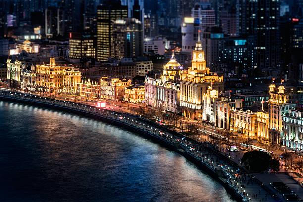 Der Bund in Shanghai – Foto