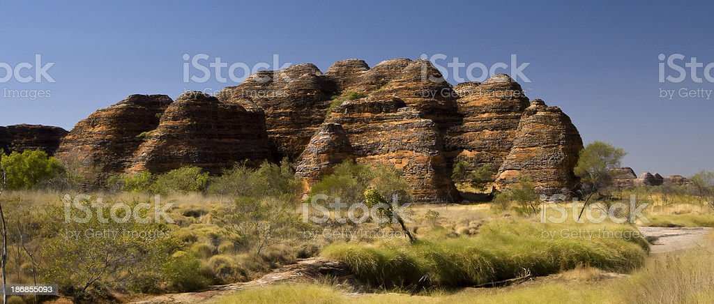 The Bungle Bungles royalty-free stock photo