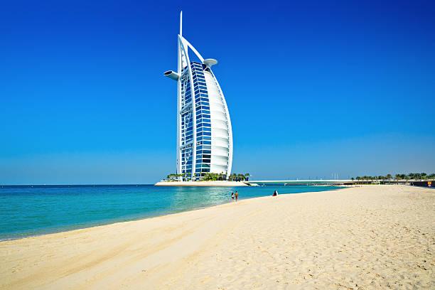 Burj Al Arab Hotel in Dubai – Foto