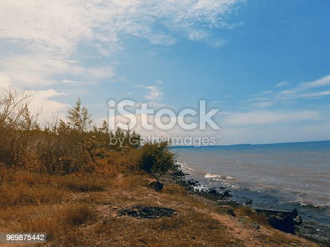 470521655 istock photo The Burned Beach 969875442