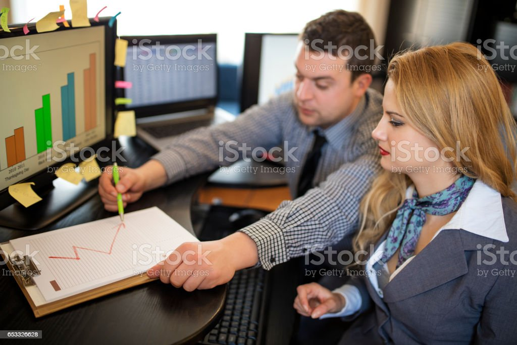 The Business Success Team stock photo
