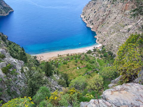 The Butterfly Valley
