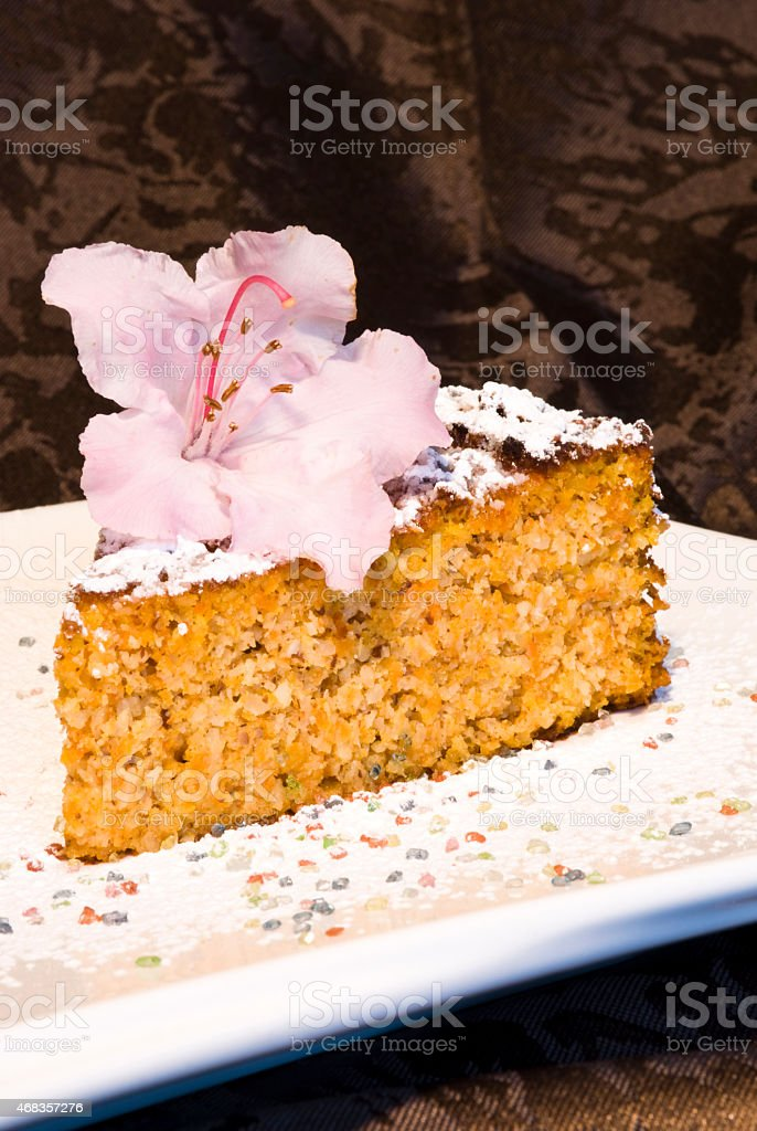 La torta royalty-free stock photo