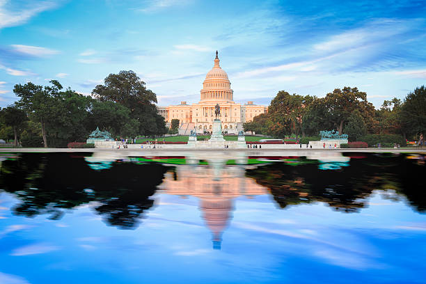 Das Capitol, DC – Foto