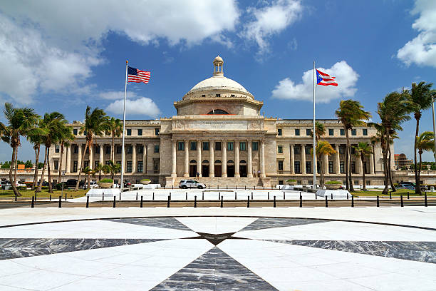 The Capitol of Puerto Rico – Foto