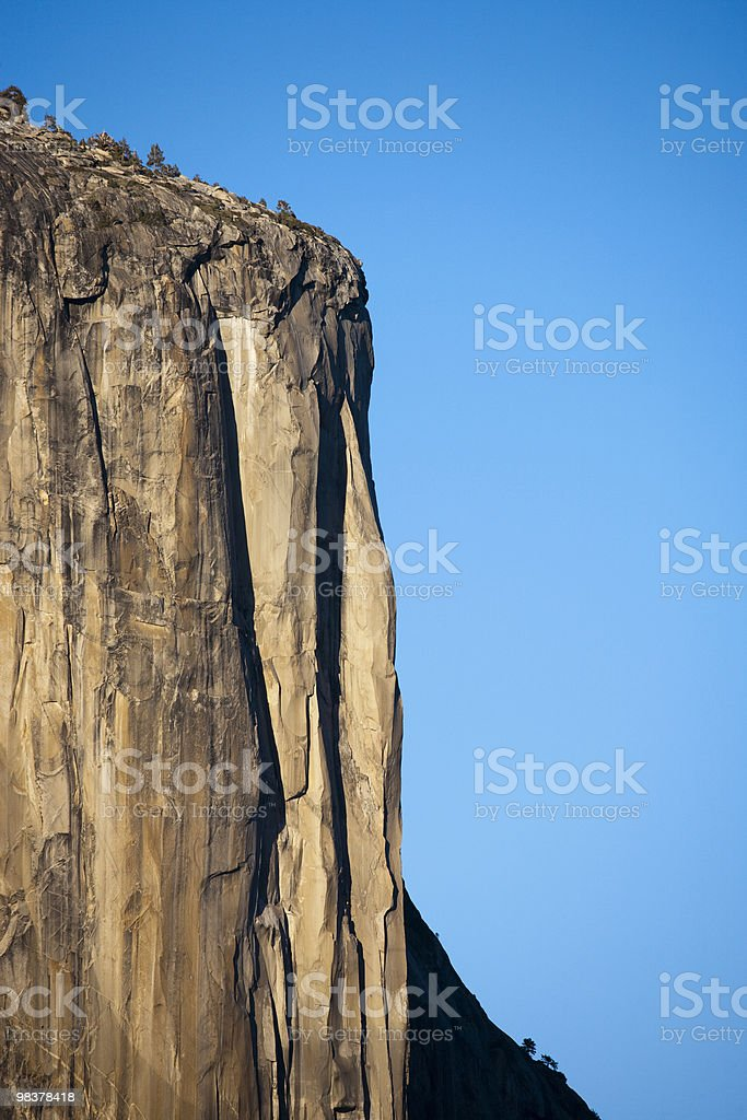 El Capitan royalty-free stock photo