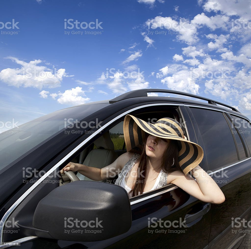 the car royalty-free stock photo