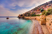 The castle of Alanya