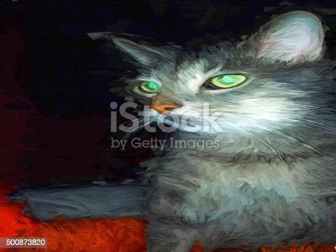 istock the cat 500873820