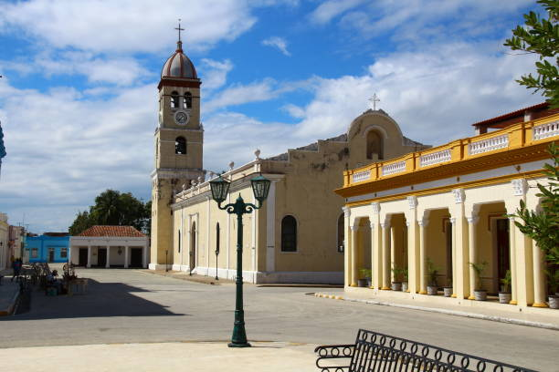 Die Kathedrale von Bayamo-Kuba – Foto
