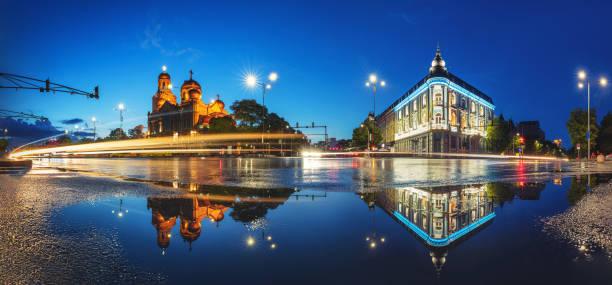 Die Kathedrale Mariä Himmelfahrt in Varna, Bulgarien – Foto