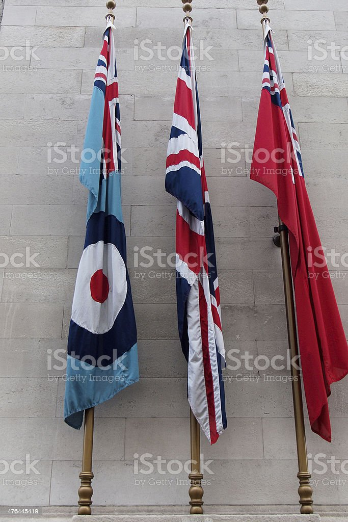 The Cenotaph London royalty-free stock photo