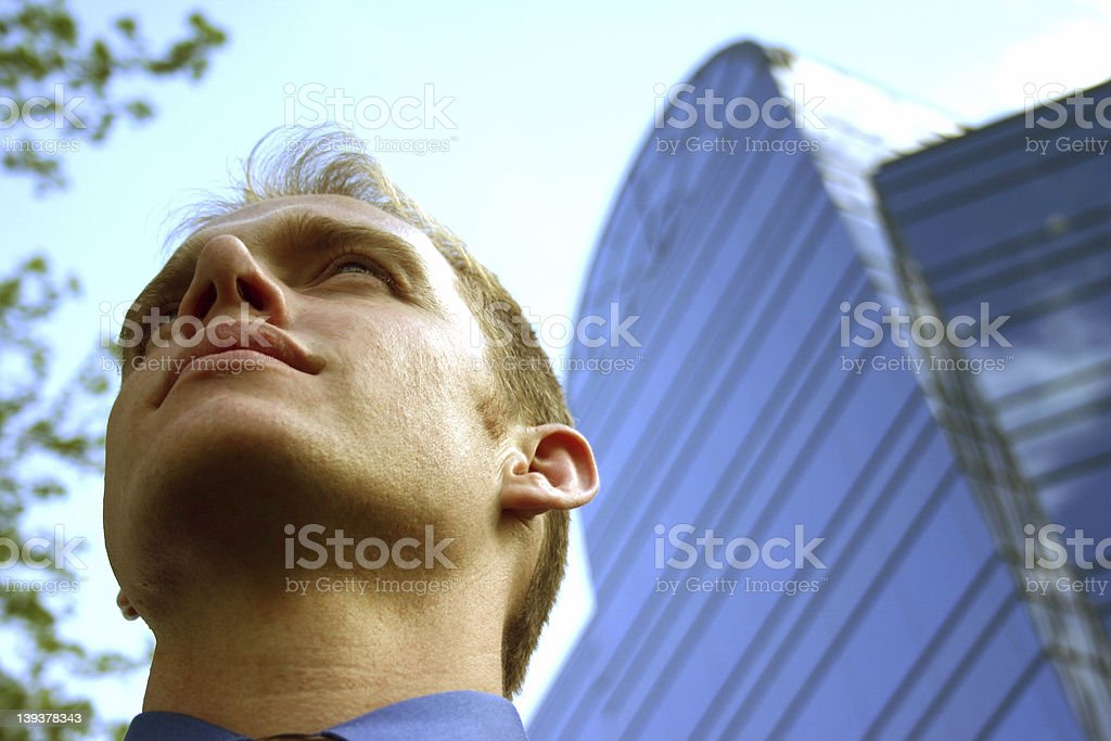 The challenge royalty-free stock photo