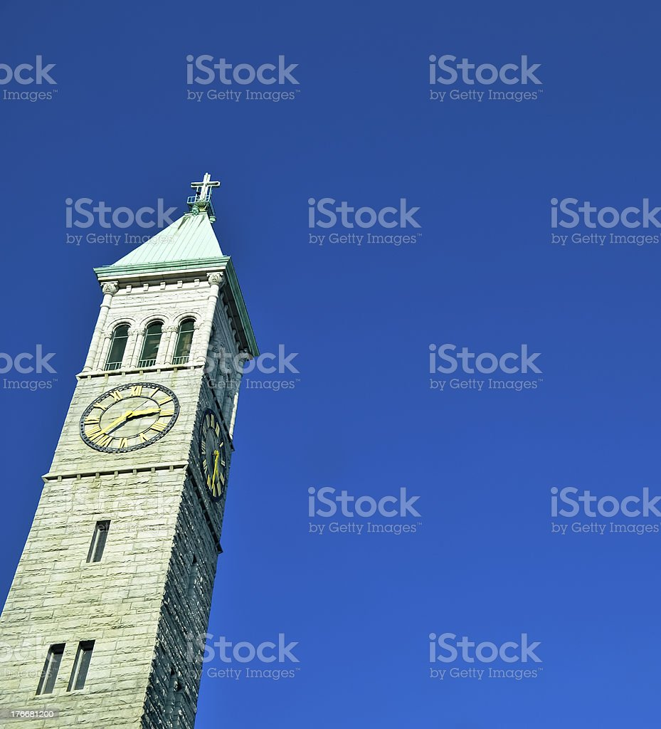 the chapel royalty-free stock photo