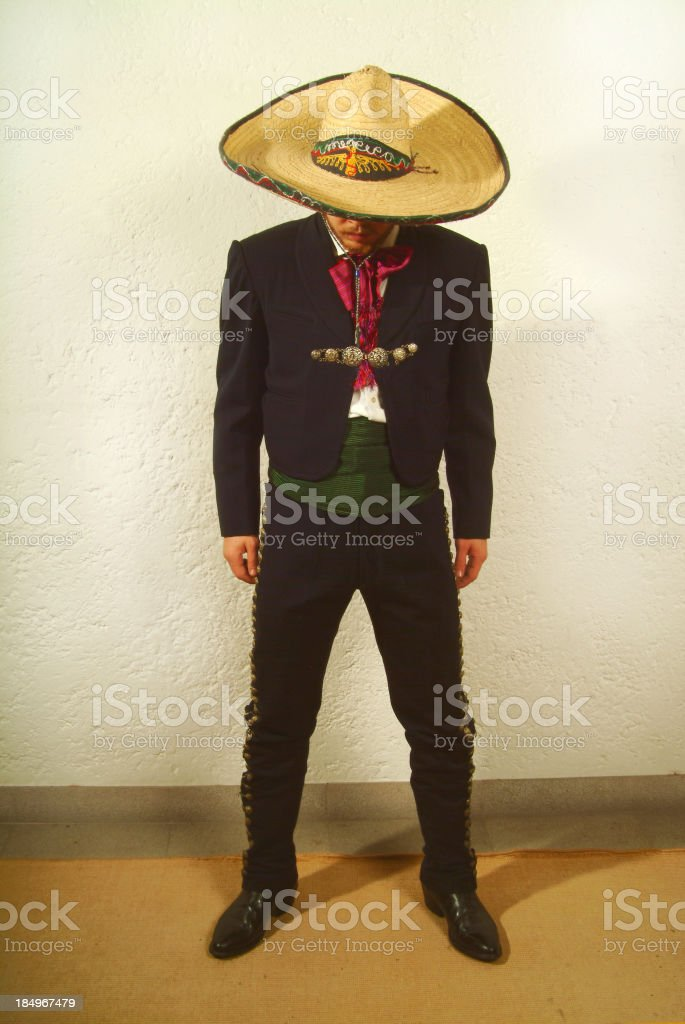 the charro stock photo