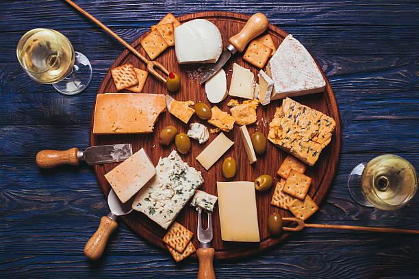 Der Käseplatte – Foto
