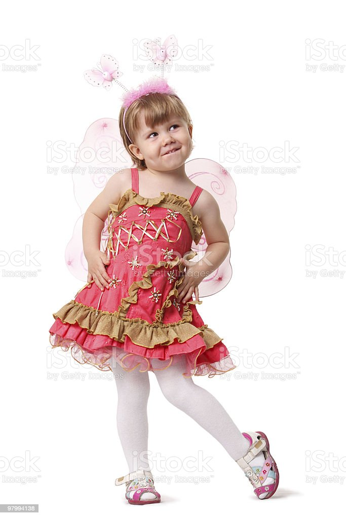 The child royalty-free stock photo