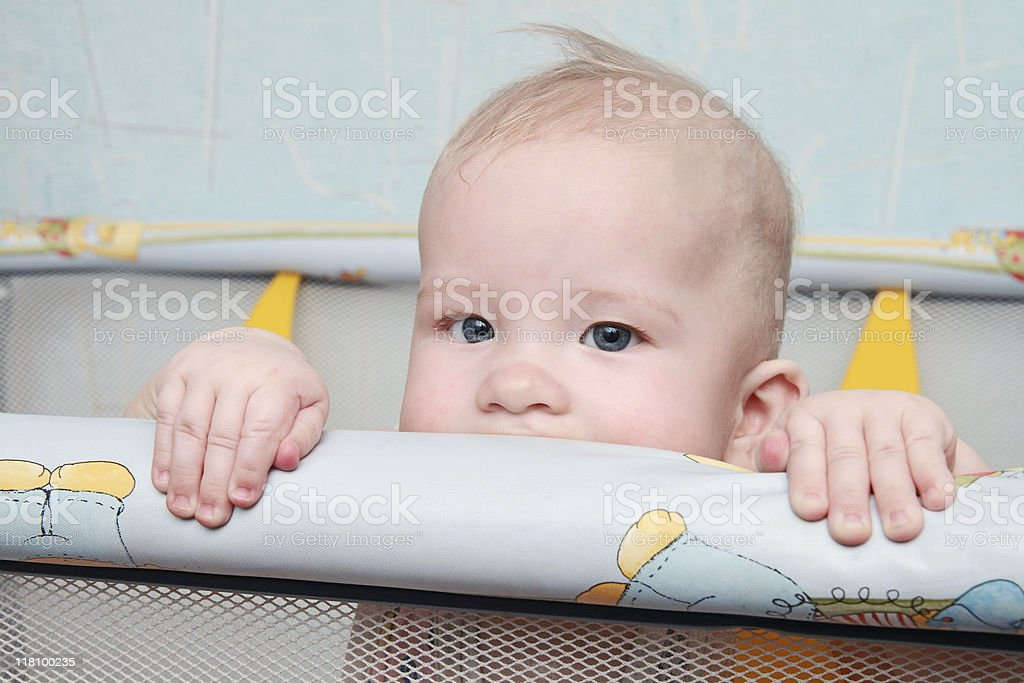The childhood stock photo