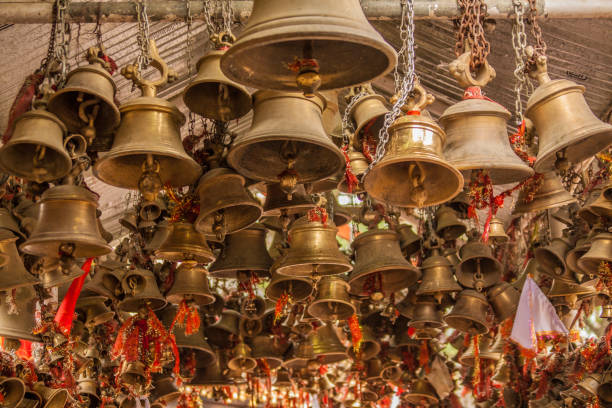 The Chitai temple, Almora, India