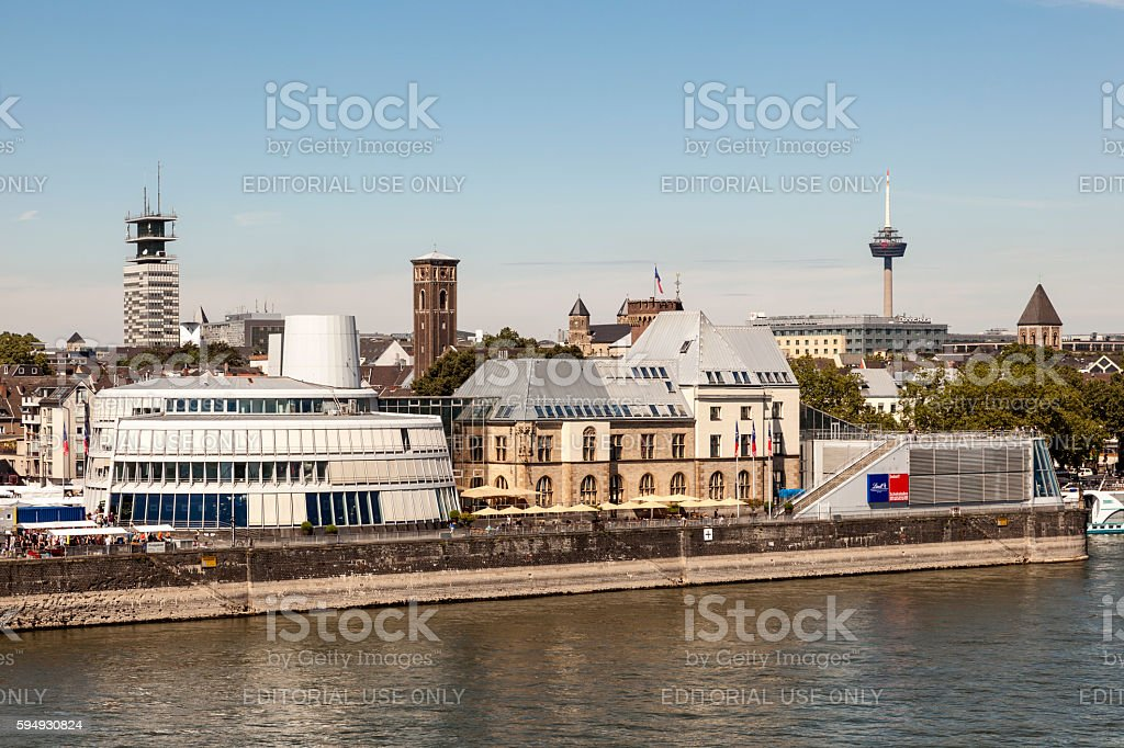 The Chocolate Museum In Cologne Germany Stock Photo More