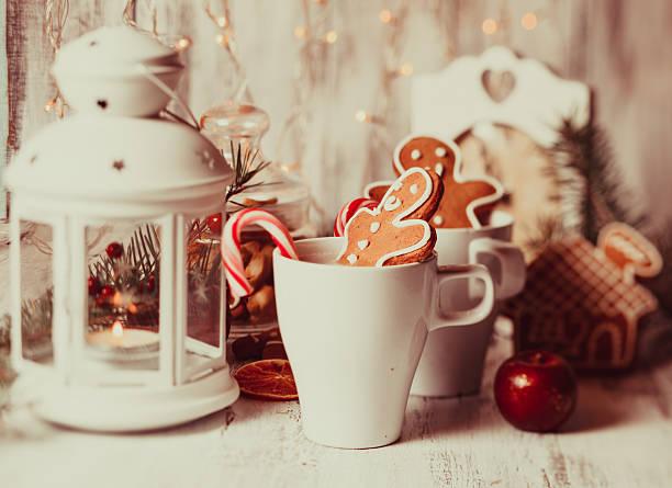 Weihnachten dessert – Foto