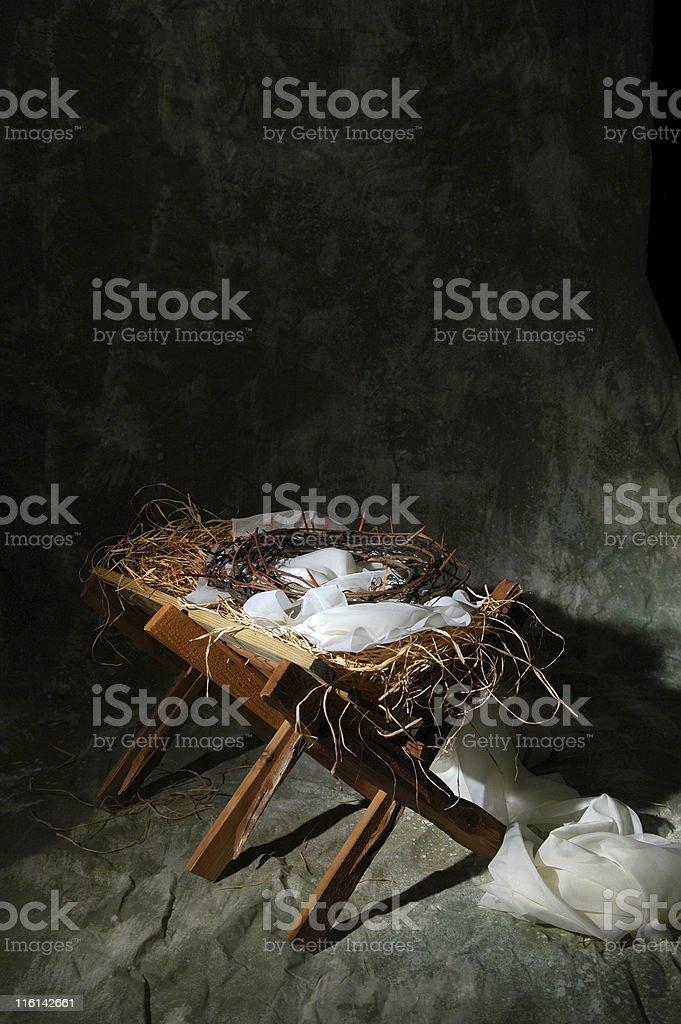 The Christmas Metaphor stock photo