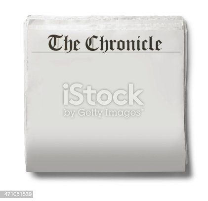 Generic Newspaper with