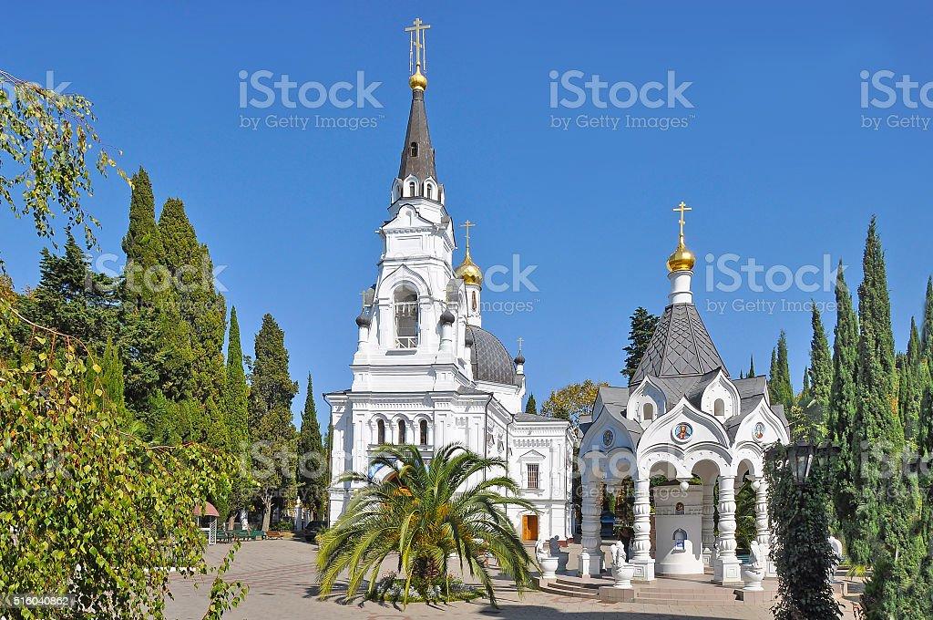Kirche der Erzengel Michael in Sotschi. – Foto