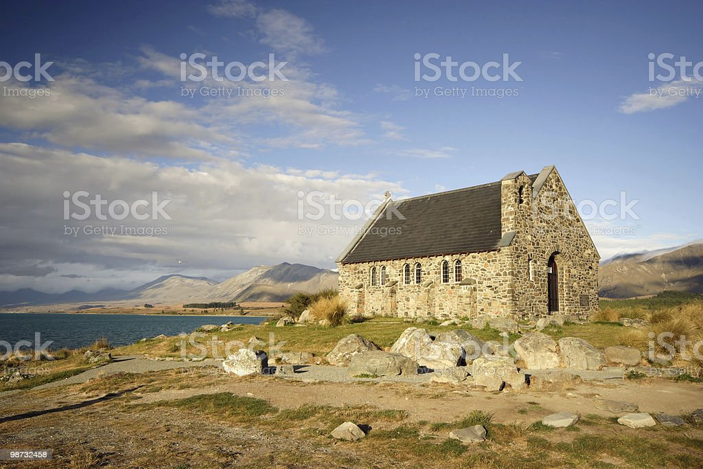 The Church Of Good Shepherd royalty-free stock photo